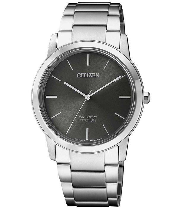 Citizen FE7020-85H Eco-Drive Super Titanium dames 34mm 5ATM