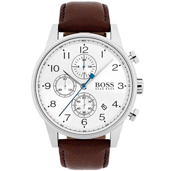 Hugo Boss 15-13.495 44 mm Navigator Chronograaf
