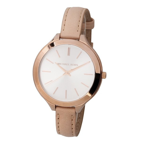Michael Kors MK2284 Slim Runway dames 40 mm 5 ATM