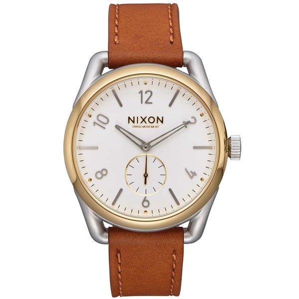 Nixon A459-2548 C39 Leer Heren 39mm 10ATM