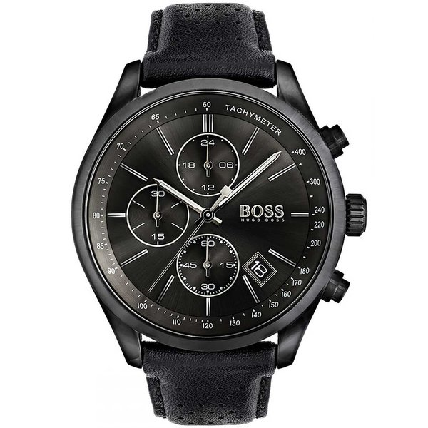Hugo Boss 1513474 44 mm Grand-Prix Chronograaf 3 ATM
