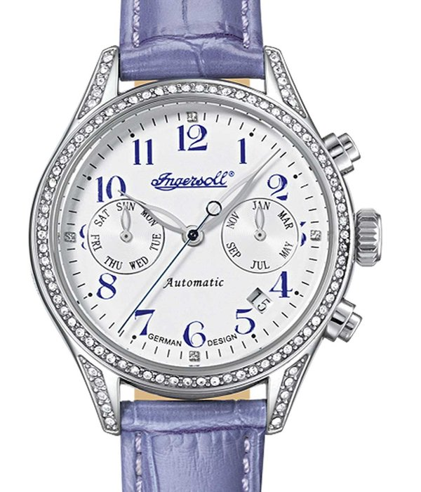 Ingersoll IN7401SWH Dames Automatisch 36mm