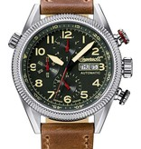 Ingersoll Grizzly 1.1.0.2. zilver-bruin