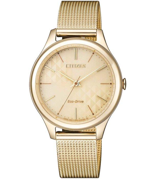 Citizen EM0502-86P Eco-Drive Elegant dames 32mm 5ATM