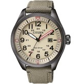 Citizen AW5005-12X Eco-Drive Sports heren 43mm 10ATM