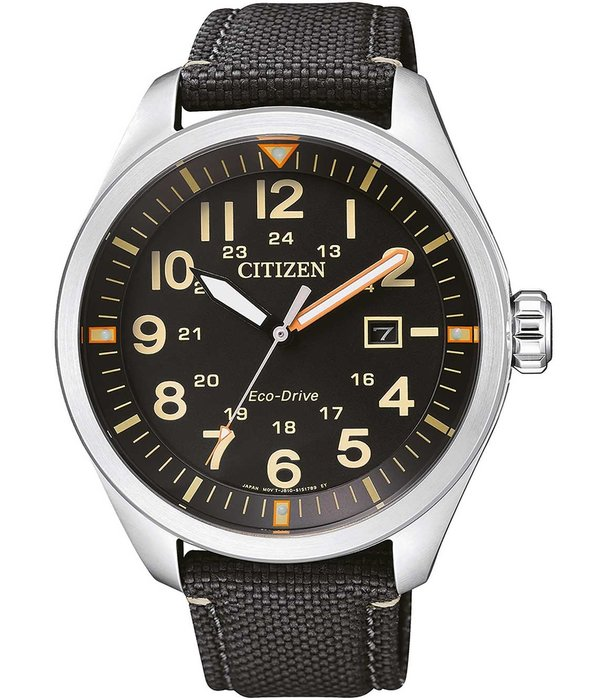 Citizen AW5000-24E Eco-Drive Sports heren 43mm 10ATM