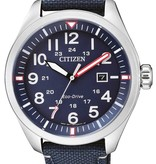 Citizen AW5000-16L Eco-Drive Sports heren 43mm 10ATM