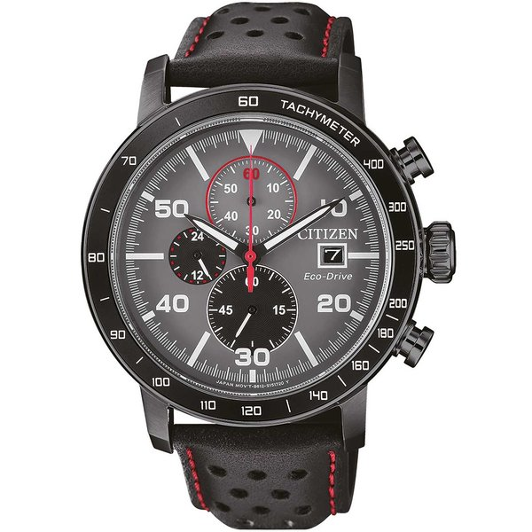 Citizen CA0645-15H Eco-Drive chronograaf 44mm 10ATM