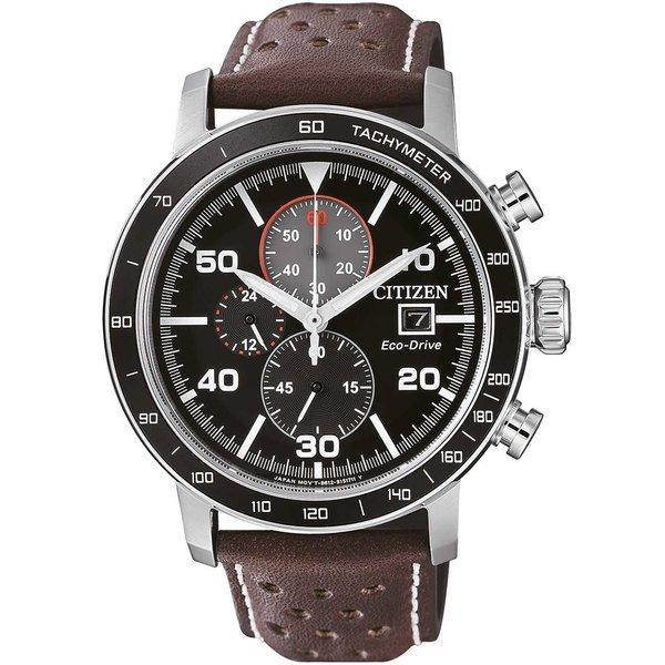 Citizen CA0641-24E Eco-Drive chronograaf 44mm 10ATM