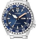 Citizen NH8389-88LE Day-Date automatisch 46mm 10ATM