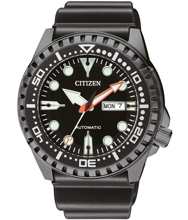 Citizen NH8385-11EE Day-Date automatisch 46mm 10ATM