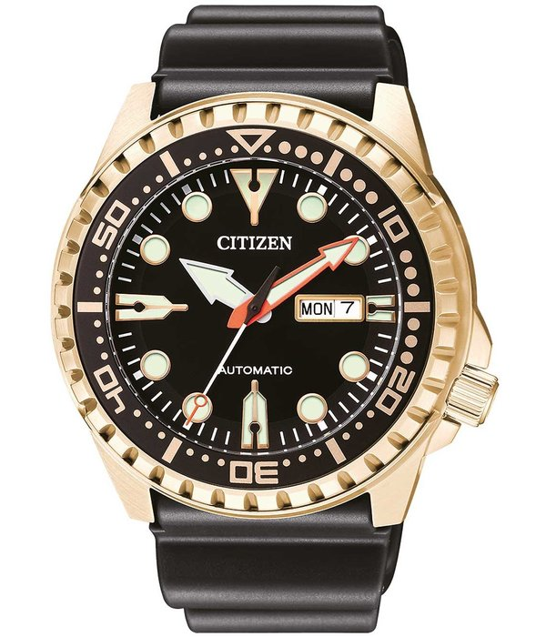 Citizen NH8383-17EE Day-Date automatisch 46mm 10ATM