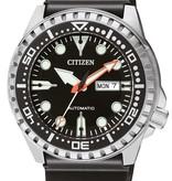 Citizen NH8380-15EE Day-Date automatisch 46mm 10ATM