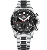 Swiss Military 34051.01 chronograaf 46mm 10ATM