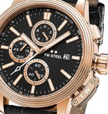 TW-Steel TW-Steel CE7012 Adesso Chronograaf 48mm 10ATM
