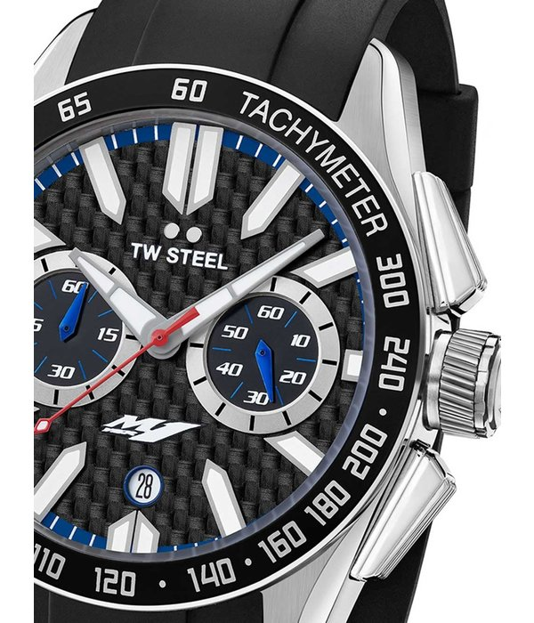 TW-Steel TW-Steel GS1 Yamaha Factory Racing Chronograph 42mm 10ATM