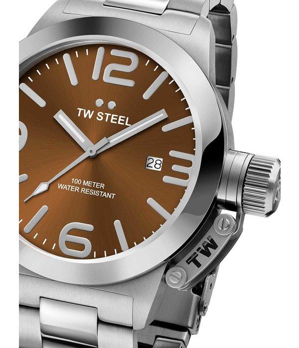 TW-Steel TW-Steel CB21 Canteen Bracelet 45mm 10ATM