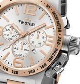 TW-Steel TW-Steel CB123 Canteen  chronograaf 45mm 10ATM