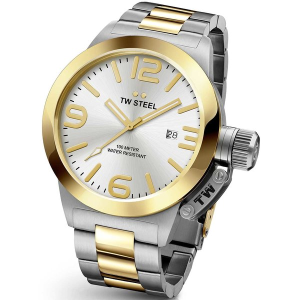 TW-Steel CB31 Canteen 45mm 10ATM