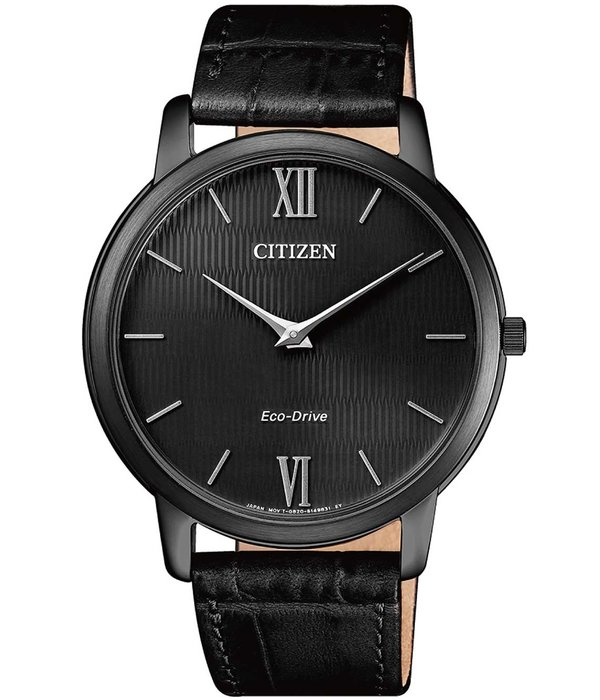 Citizen AR1135-10E Eco-Drive heren 40mm 3ATM