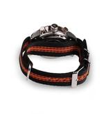 Ingersoll Bison Nr.7.4. 1.7.1.7. oranje-zwart