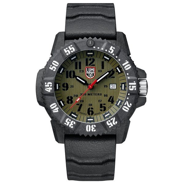 Luminox XS.3813 Carbon Seal 3800 Serie 46 mm 300 M
