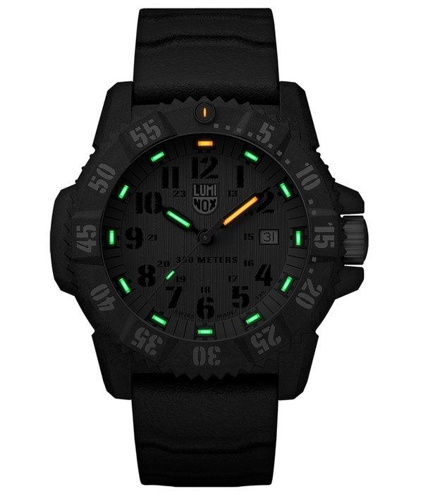 Luminox XS.3813 Carbon Seal 3800 Serie 46 mm 300 M
