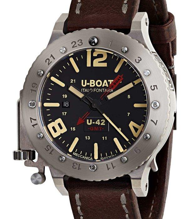 U-Boat U-Boat 8095 U-42 GMT Titan automatisch 50 mm
