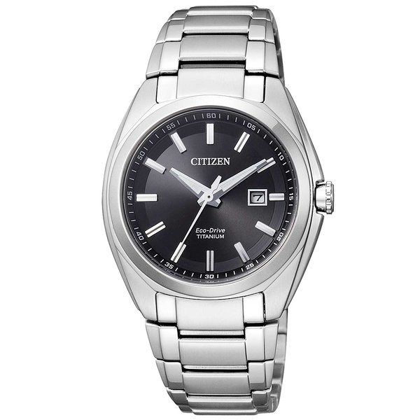 Citizen EW2210-53E Eco-Drive Super-Titanium dames 34mm 10ATM