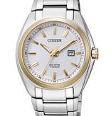 Citizen 221452A Eco-Drive Super-Titanium Dames 34mm 10ATM