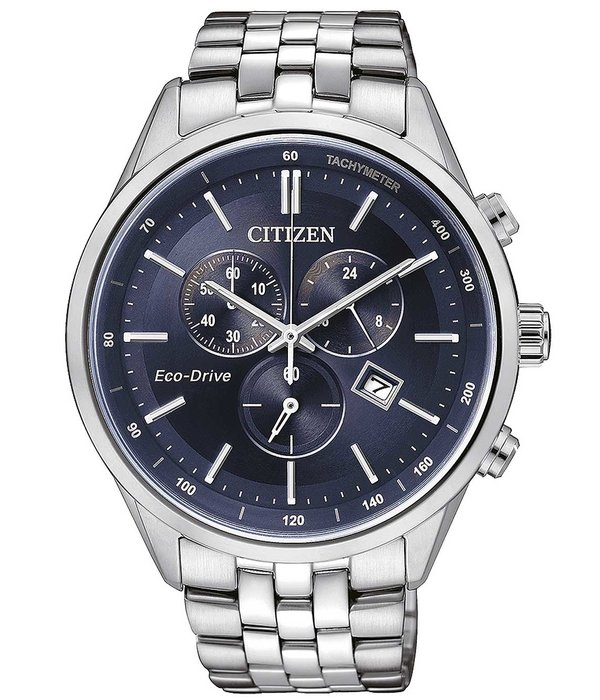 Citizen 214152L Eco-Drive Chrono 42mm 10ATM