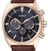 Citizen CA4283-04L Eco-Drive Chronograaf 45mm 10ATM