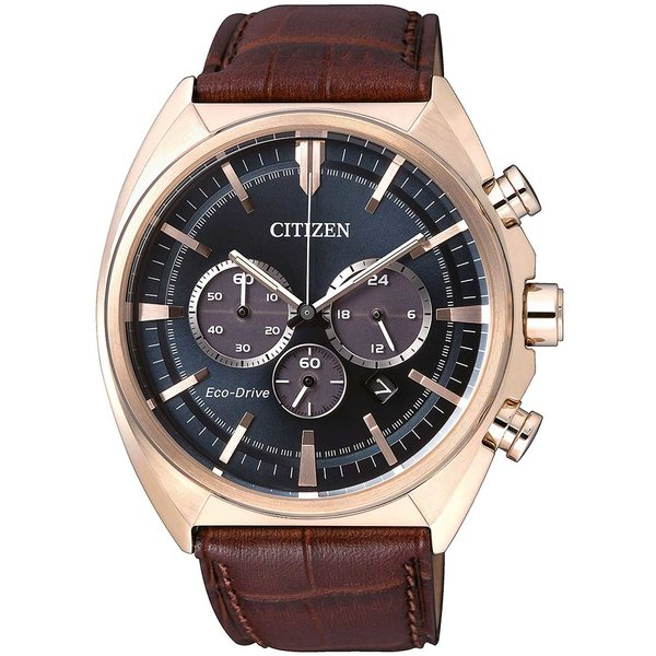 Citizen CA4283-04L Eco-Drive Chronograaf 45mm 10ATM