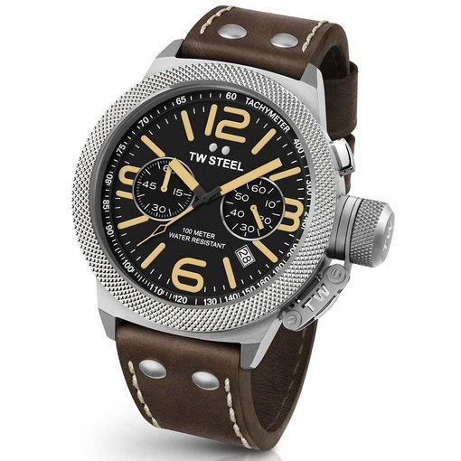 TW-Steel TW-Steel CS33 chronograaf 45mm 10ATM