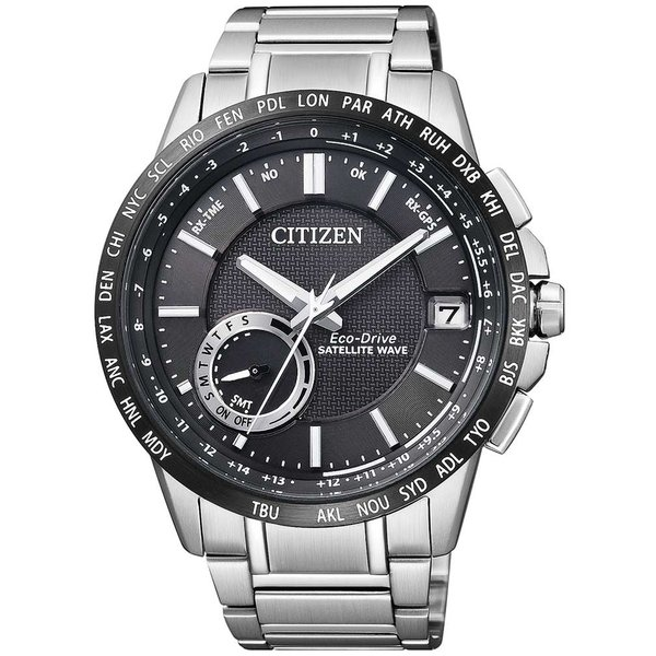 Citizen CC3005-51E Eco-Drive Satellite-Wave 44mm 10ATM