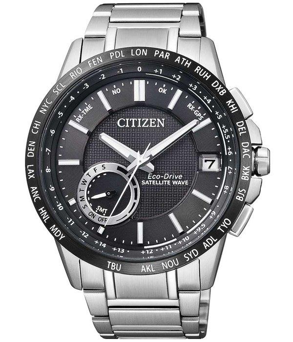 Citizen CC3005-51E Eco-Drive Satellite-Wave 44mm 10ATM