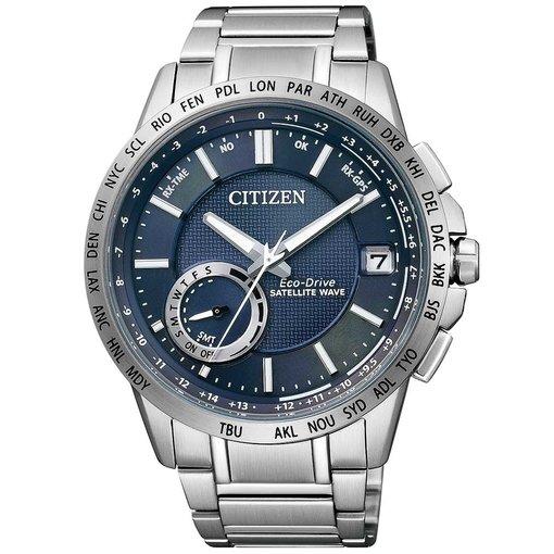 Citizen CC3000-54L Eco-Drive satelliet-Wave heren