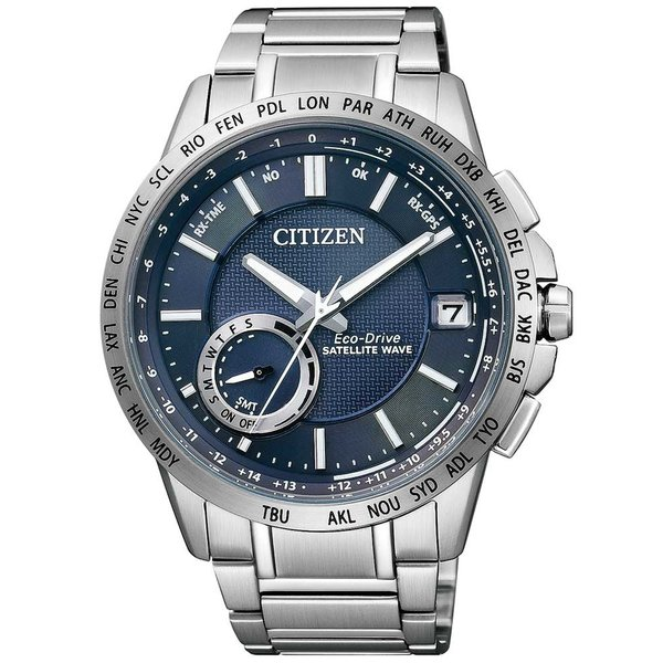 Citizen CC3000-54L Eco-Drive satelliet-Wave heren