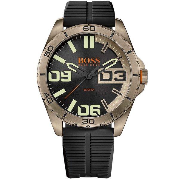 Hugo Boss Orange Berlin horloge HO1513287 - 48 mm - Siliconen