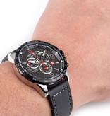 SWISS MILITARY HANOWA Ace horloge 06-4251.33.001 - 44 mm