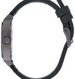 NIXON A045-2070 Time Teller Gunmetal Groen Oxyde Black 37mm 10ATM