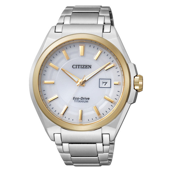 Citizen 6935.53A Eco-Drive Super-Titanium heren 42mm 10ATM