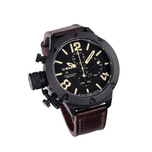 U-Boat U-Boat Classico 6548/1 Titan Limited Edition IPB Chronograaf 20ATM 53 mm