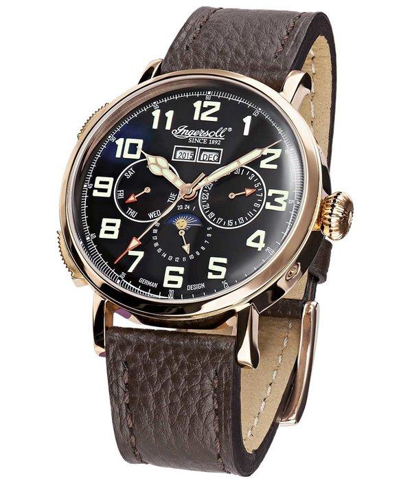 Ingersoll De Weerd IN1917RBK Automatisch uurwerk