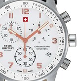 Swiss Military 34012.11 chronograaf 41mm 5 ATM