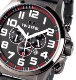 TW-Steel TW-Steel TW423 Pilot Chronograaf 48mm 5ATM