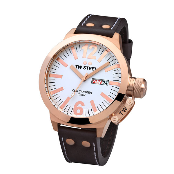 TW-Steel CE1017 Heren CEO Canteen 45 mm