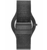 10076 Skagen SKW6147 Herenhorloge Titanium zwart blauw 41mm