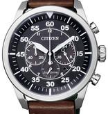 Citizen 4210-16E Eco-Drive Chronograaf 45mm 10ATM