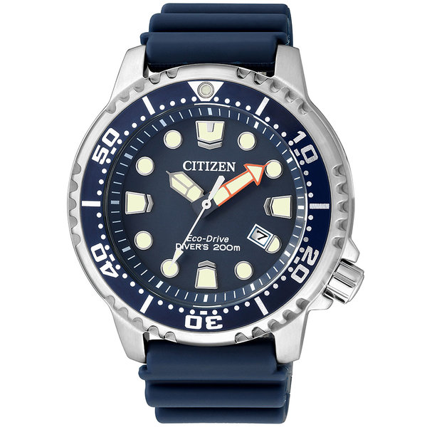 Citizen 0151-17L Eco-Drive Sea 44mm 200M